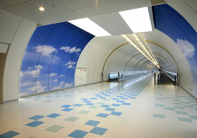 成田国際空港 1PTB 南ウィング / 豊嶋敦史 / 第4南サテライト