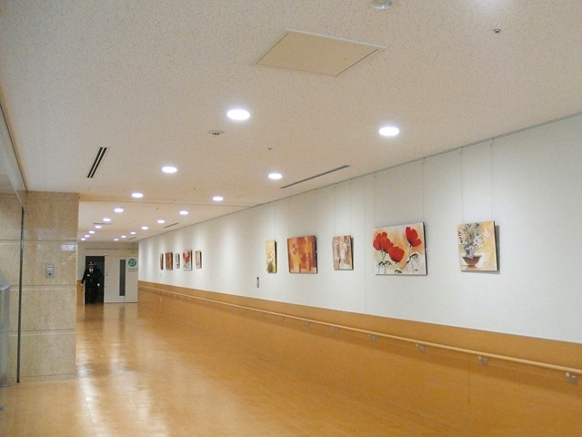 Teikyo University Hospital / Gallery