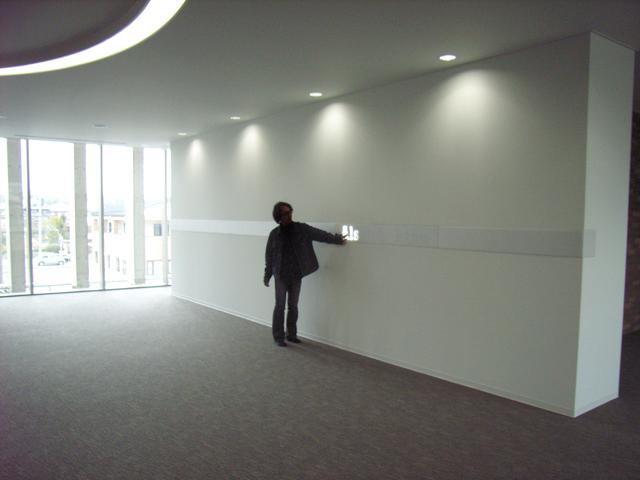 """Kio University / Yukio Fujimoto """"Als ich kann"""" / Memorial Hall"""
