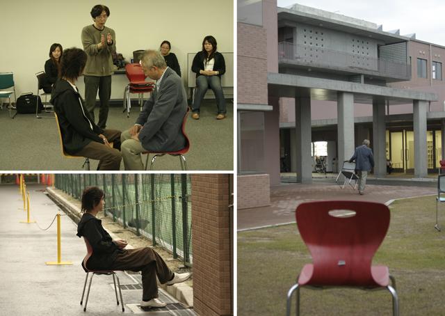 Kio University / Yukio Fujimoto / workshop